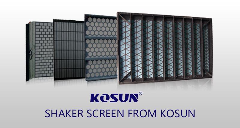 shaker screen